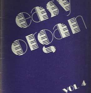 Easy Organ, Volume 4