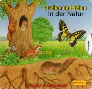 Drehen und Sehen: In der Natur