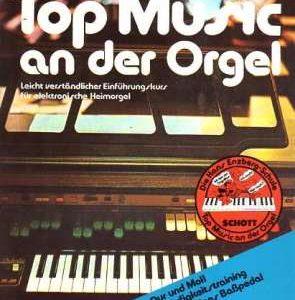 Top Music an der Orgel