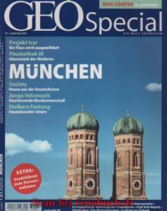 Geo Spezial: München