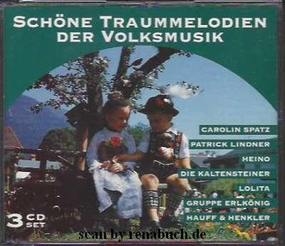 Schöne Traummelodien der Volksmusik
