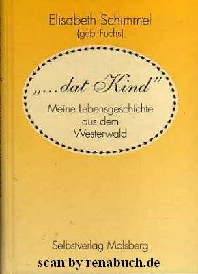 """""""…dat Kind"""" von Elisabeth Schimmel"""