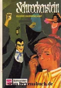 Graf Dracula auf Schreckenstein