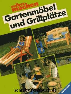 Gartenmöbel und Grillplätze