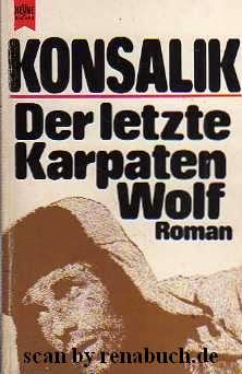 Der letzte Karpatenwolf
