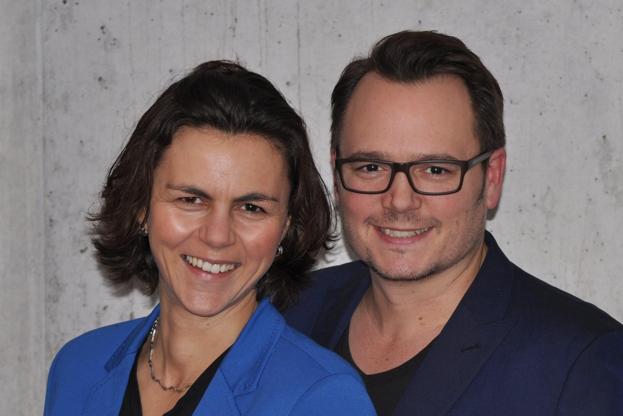 Die Autoren: Susen und Karsten Stanberger