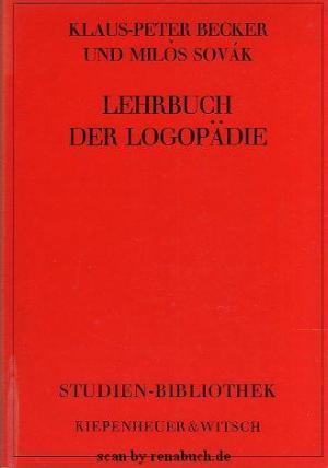 Lehrbuch der Logopädie