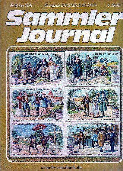 Sammler Journal 6/1975