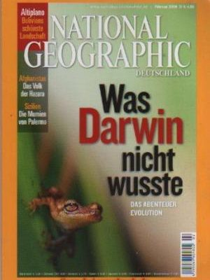 National Geographic Februar 2009