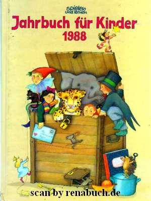 Jahrbuch für Kinder 1988