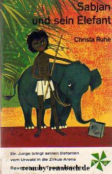Sabjan und sein Elefant