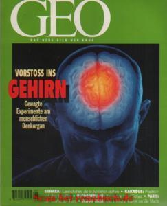 Geo Magazin 9/1996