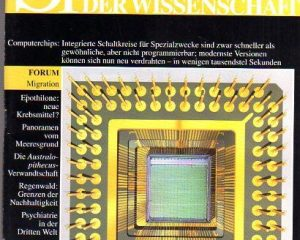 Spektrum der Wissenschaft August 1997