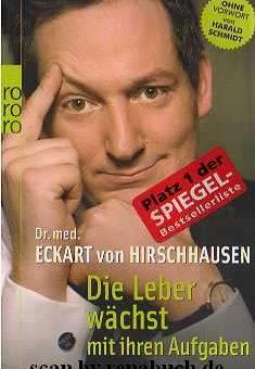 Die Leber wächst mit ihren Aufgaben - Buchbeschreibung im werner-haerter-archiv.de