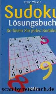 Sudoku Lösungsbuch