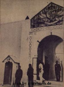 Tunesischer Wachtposten