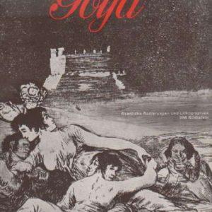 Goya sämtliche Radierungen und Lithographien