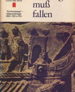 Karthago muß fallen - von Otto Zierer