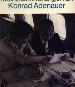 Meine Erinnerungen an Konrad Adenaur - Anneliese Poppinga - werner-haerter-archiv.de