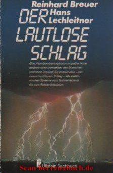 Der lautlose Schlag von Reinhard Breuer, Ullstein Verlag - im werner-haerter-archiv.de