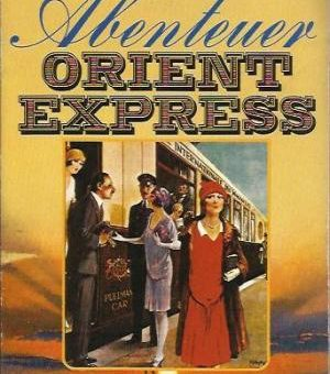 Abenteuer Orientexpress - E. H. Cookridge - Buchbeschreibung im werner-haerter-archiv.de