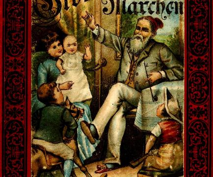 Großvaters Märchen seinen lieben Enkeln erzählt von Großvater - Märchen im werner-haerter-archiv.de