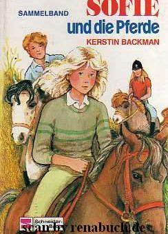 Sofie und die Pferde - Sammelband - Kerstin Backman - vorgestellt im werner-haerter-archiv.de