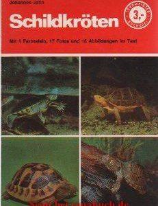 """Buchcover zu """"Schildkröten"""" von Johannes Jahn - vorgestellt im werner-haerter-archiv.de"""