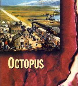 """Buchcover zu """"Octopus"""" von Frank Norris - Buchvorstellung im werner-haerter-archiv.de"""